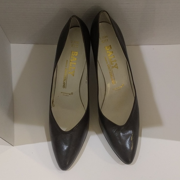 👠 Genuine leather shoes by Bally Swicherland 👠👠